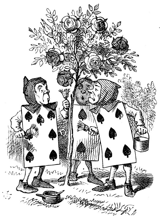 Alice In Wonderland by John Tenniel