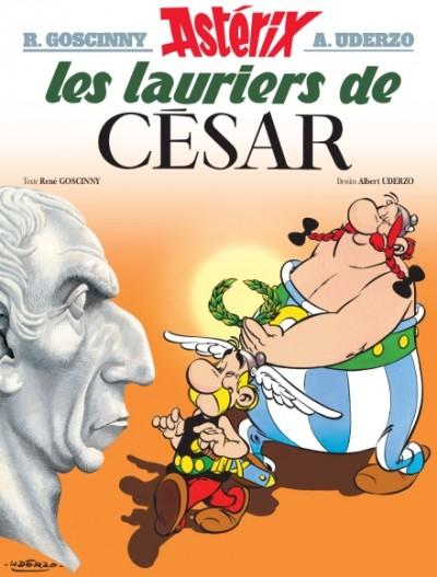 Asterisx - Les lauriers de Cesar