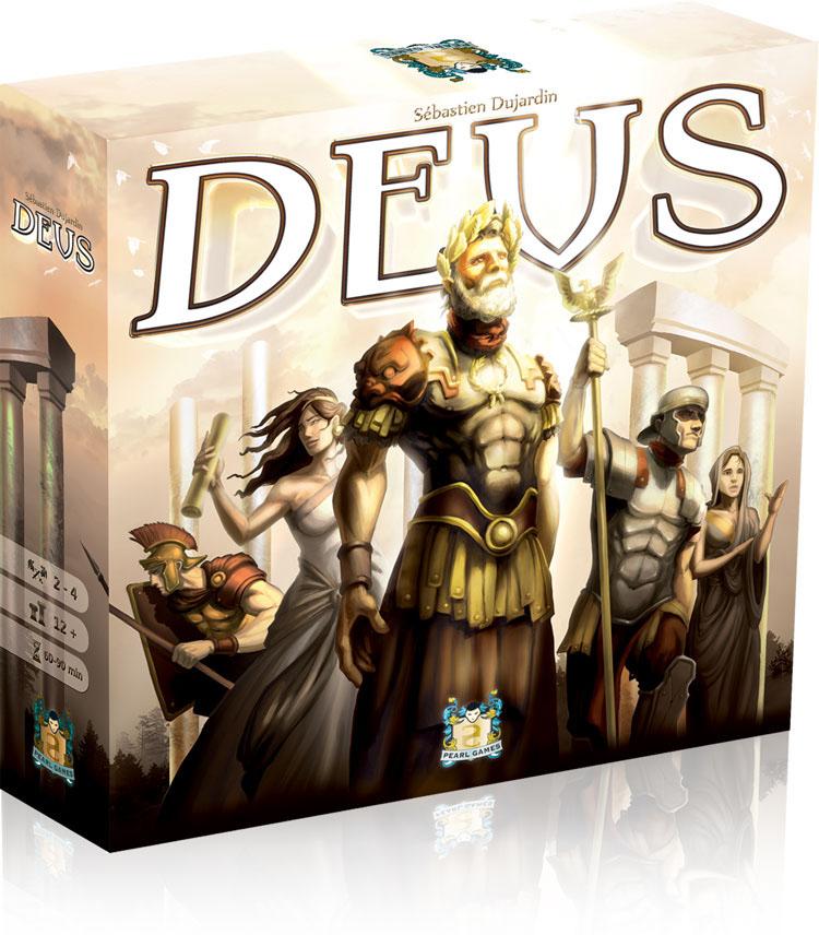 La boîte de Deus de Pearl Games