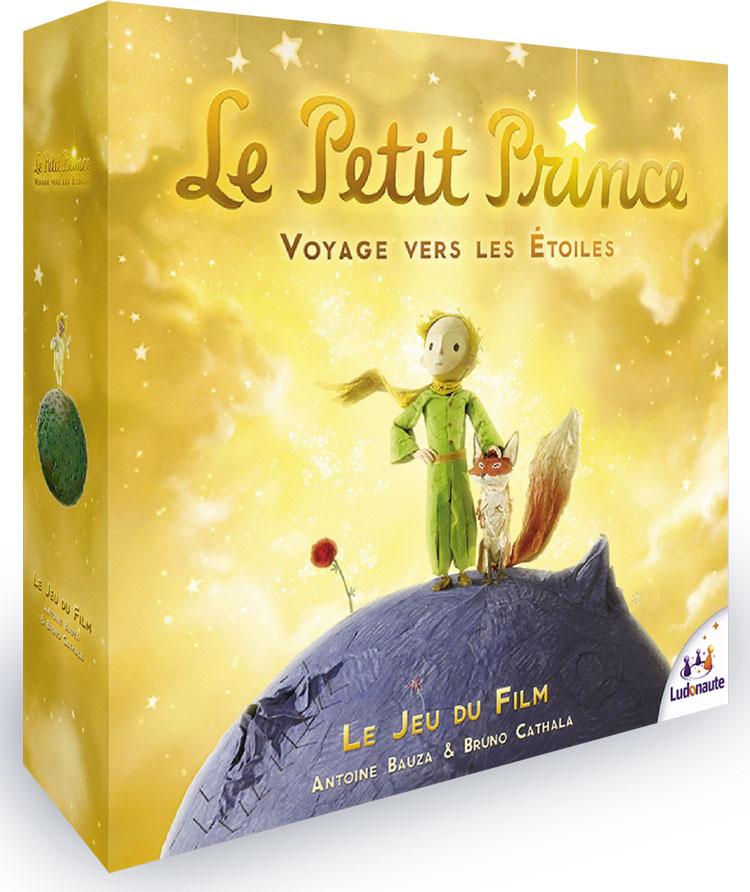 Le Petit Prince (Ludonaute) sur une direction artistique de Ian en collaboration avec Maëva Da Silva & Christine Deschamps