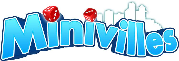 Le logo de Minivilles de Moonstergames