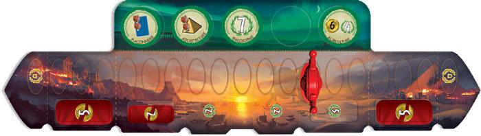 Les deux victoires immédiates de 7 Wonders Duel : scientifique et militaire